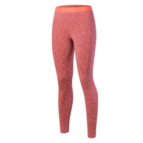 YEL New Girls Gym Long Yoga Pants Women Sports Trousers Skinny Sexy Fitness Tight Leggings Logo Custom Compression Running Pants