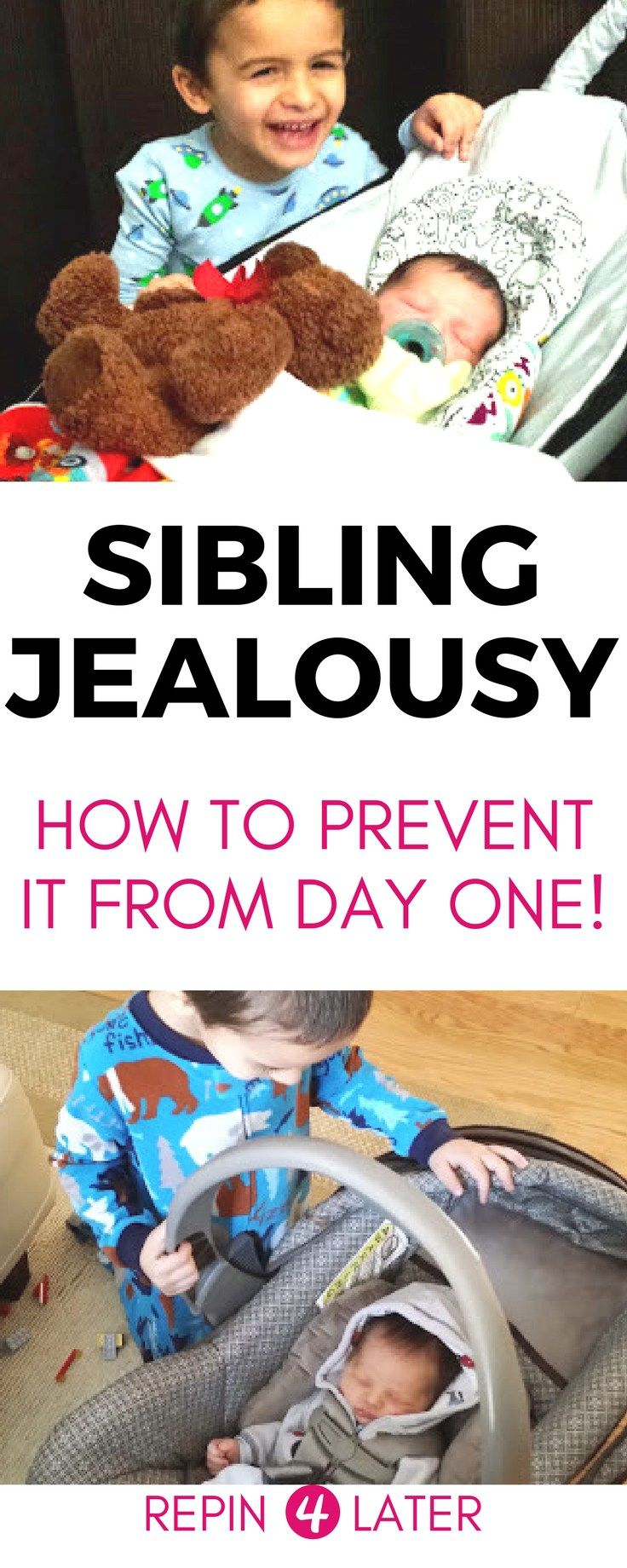 Super effective way to prevent sibling jealousy! This is an effective way to ensure your kids will have a strong bond! What to do and what not to do so your kids become great friends!
