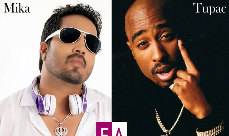 King Mika Singh to pay tribute to Legendary Rapper Tupac Shakur