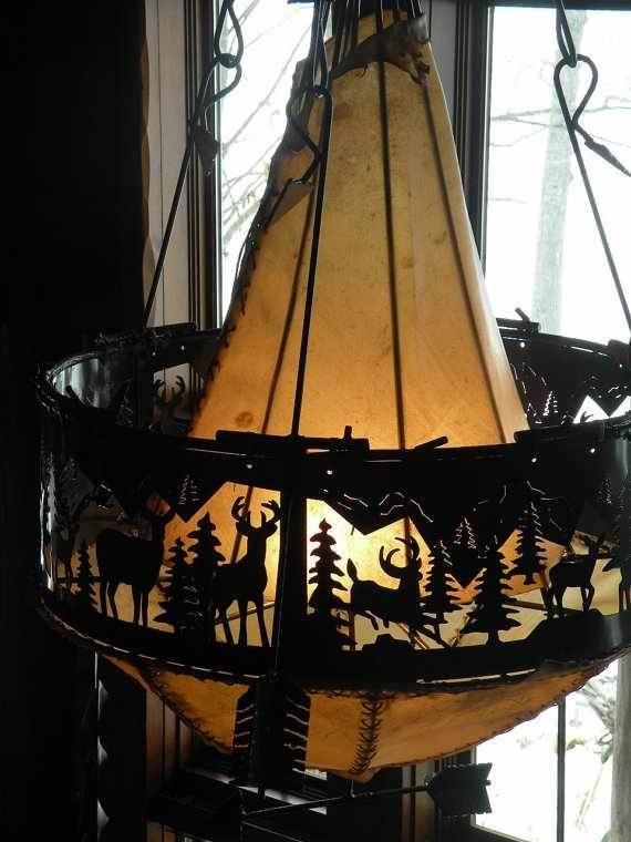 Best 25 cabin chandelier ideas on pinterest log cabin for Log cabin chandelier