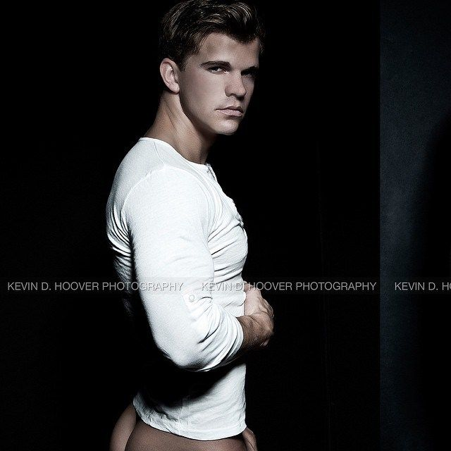 The Provocative Shawn Alexander By Kevin D Hoover Male