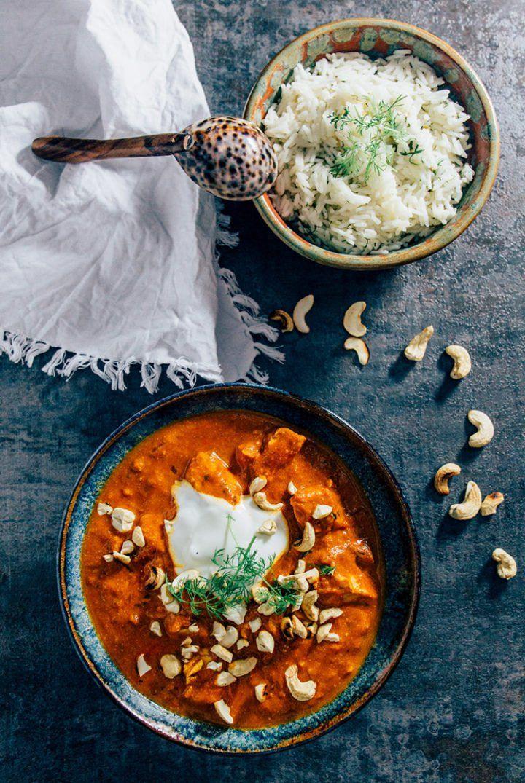 Chicken Tikka Masala – Authentisches Rezept