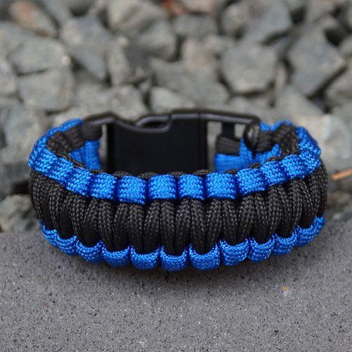 Ned Kelly EMU Paracord Survival Bracelet