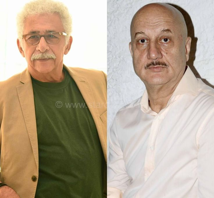 Naseeruddin Shah's dig at Anupam Kher over Kashmiri Pandit issue stirs controversy