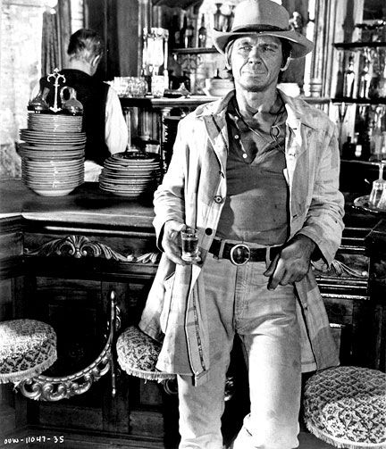 Once Upon a Time in the West. Charles Bronson