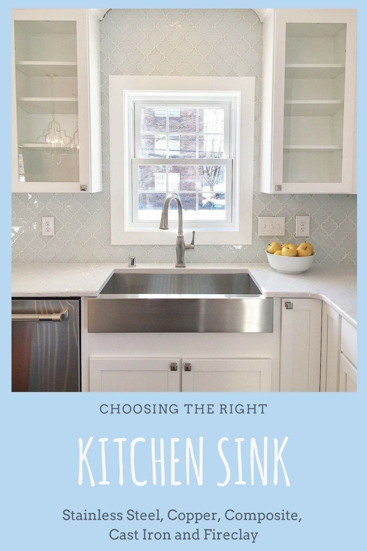 Kitchen Sink Series Part 3 Choosing Between Stainless Steel