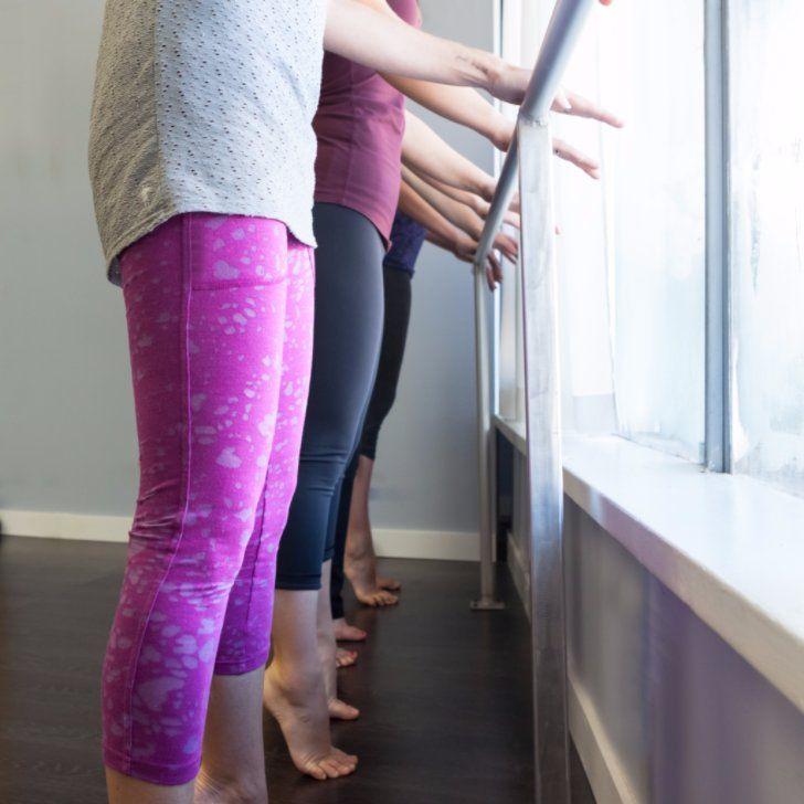 5 Barre Workouts You Can Do at Home