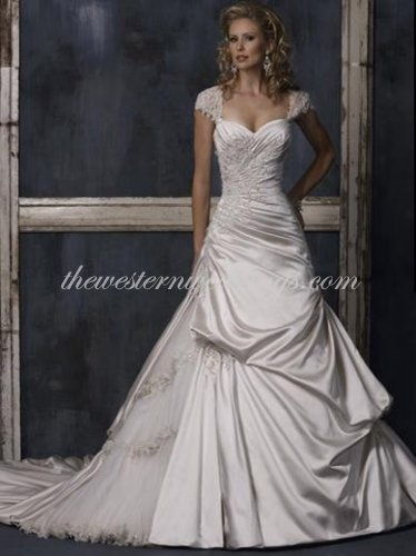 Im In Love Cheap Western Wedding Dresses Online Cheap