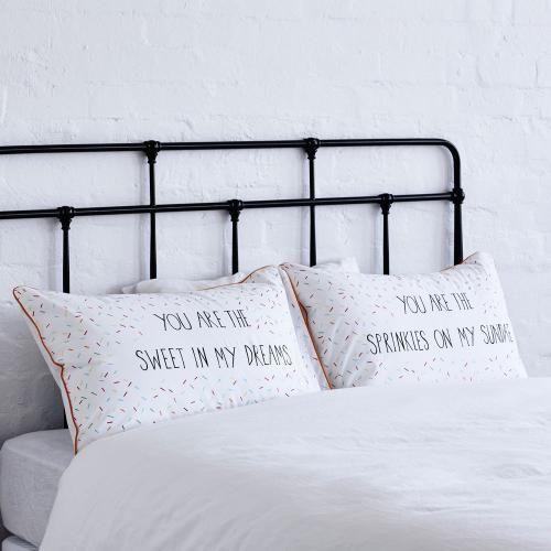 Sprinkles Sundae Pillowcases