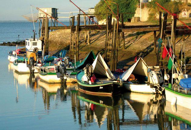 Talmont-sur-Gironde | Les plus beaux villages de France - Site officiel