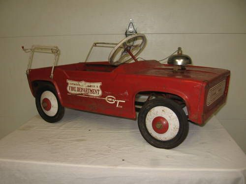 97 Best Pedal Cars Images On Pinterest
