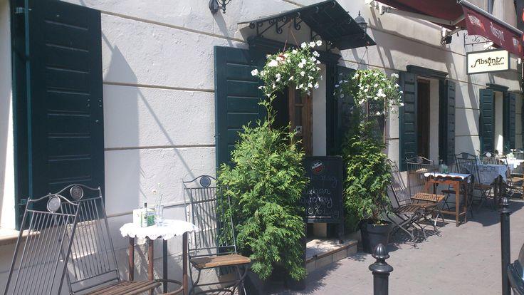 #cafe #interior #absynth #absinthe https://www.facebook.com/absyntcafe/