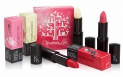 Karen Murrell Lipstick - Limited Edition Christmas Lips Gift Pack - Red/Pink. My new love!