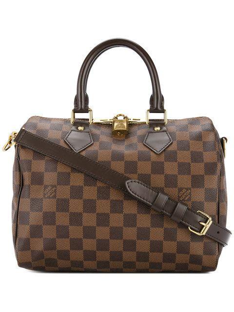 3969a7e84edf Comprar Louis Vuitton Vintage bolso de mano Speedy Bandouliere 25 2-way .