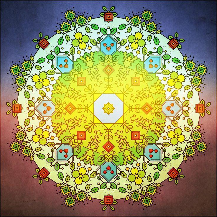 Live Mandala