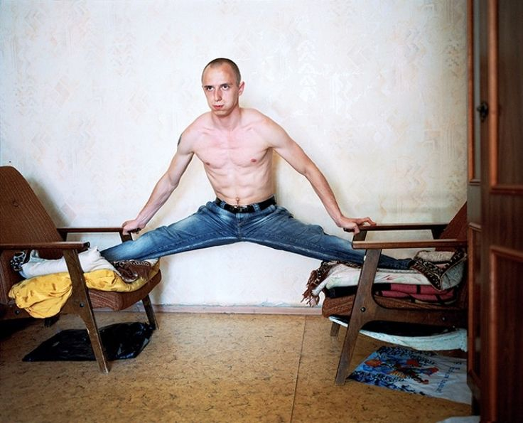 Sasha Rudensky's Photographs From 'Brightness' Explore The Lost Generation Of Post Soviet Russia