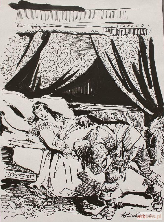 Tadeusz KOKIETEK ● U wezgłowia ukochanej (1960) ●