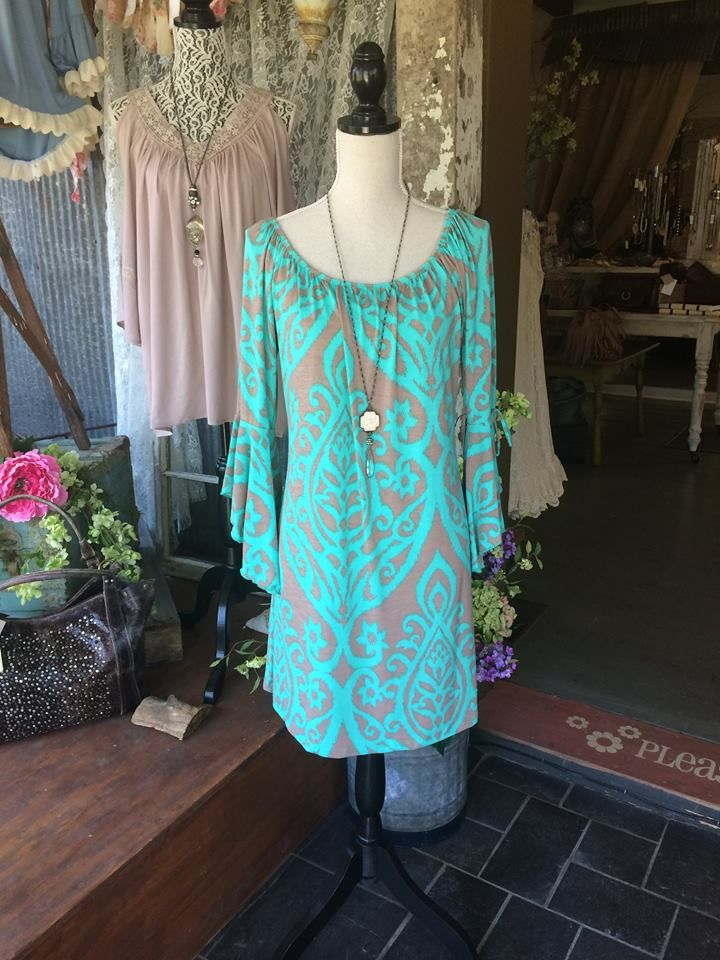 We love our extended size girls at the Nest!!  This dress is beautiful and you will be in it. www.facebook.com/therufflednest
