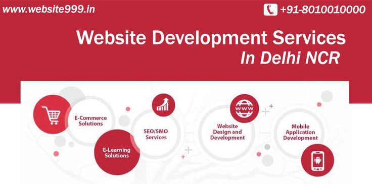 #Website_Development_Services In Delhi NCR - #Website999 gives you an #interactive & customized #website development services with latest advanced #technologies. See more @ http://bit.ly/1zNvEzw