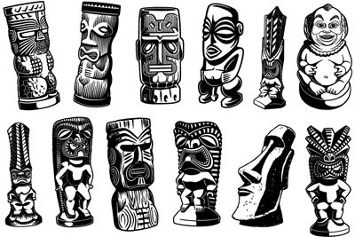 78 best images about tiki on pinterest surf sculpture and hawaiian tiki. Black Bedroom Furniture Sets. Home Design Ideas