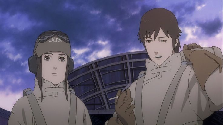 Mamoru Oshii's The Sky Crawlers