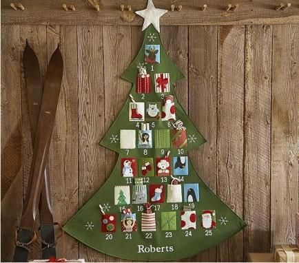 Pottery Barn Advent Calendar Pottery Barn Advent