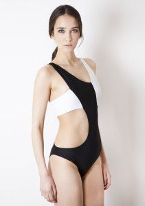 PLAYA DELICIAS SWIMSUIT · UP & RISING - available at www.upandrising.com