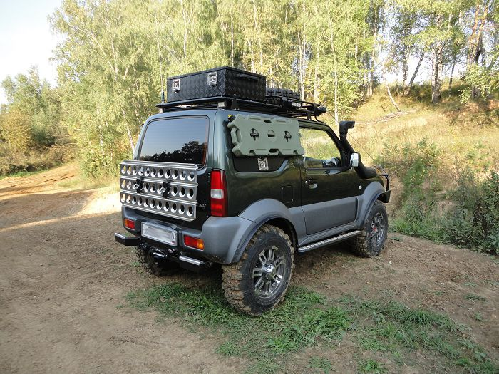 les 25 meilleures id es de la cat gorie jimny suzuki sur pinterest camping jeep accessoires. Black Bedroom Furniture Sets. Home Design Ideas