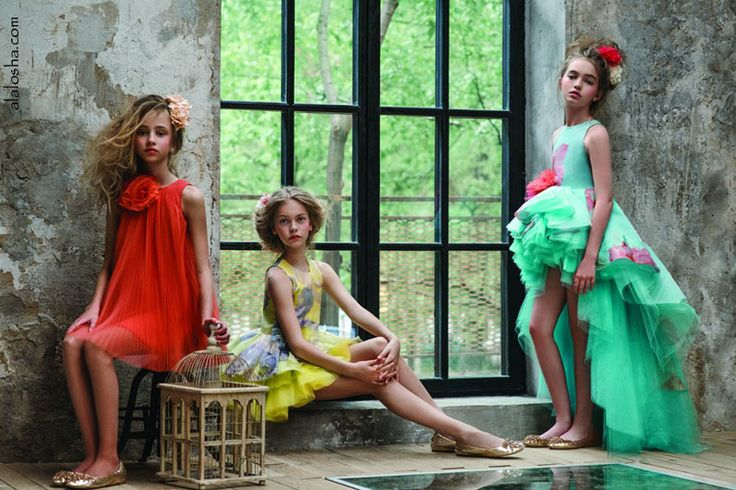 ~Mischka Aoki - Since the brand was established in 2009, Mischka Aoki has become one of the leading luxury dress designers for children. Each unique design...