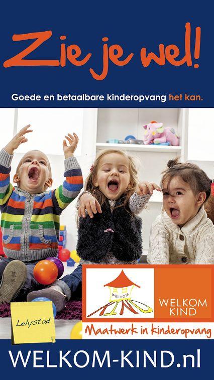 Gastouderbureau Welkom-Kind   Veel voordeliger dan opvang via een kinderdagverblijf. U betaalt voor de afgenomen uren, niet voor dagdelen!  0320-216415 www.welkom-kind.nl/vestiging.php?vestiging=5