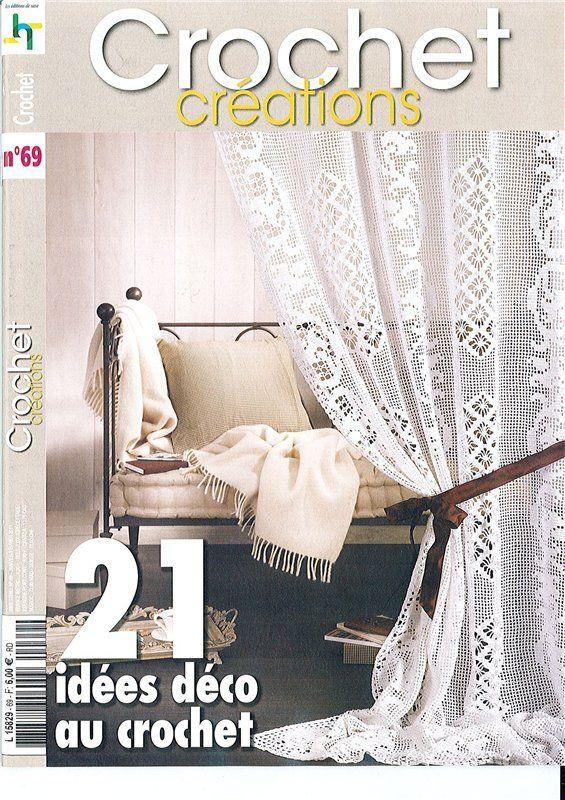 Crochet Creations №69-2011 (Вязание крючком). Обсуждение на LiveInternet - Российский Сервис Онлайн-Дневников