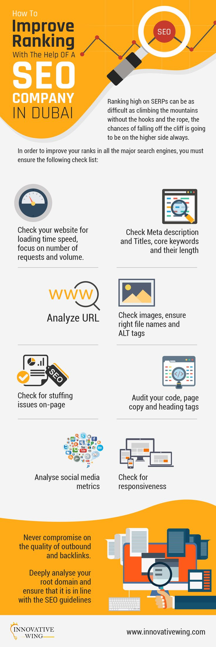 How To Improve Your Search Engine Rankings Checklist
