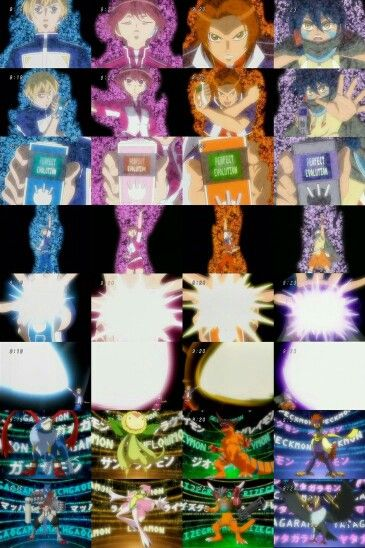 Digimon data squad porno yaoi — img 5