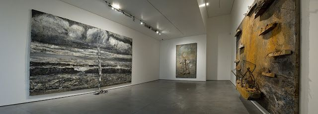 Anselm Kiefer - Am Anfang, 2009 - Contemporary sacred art | CoSa