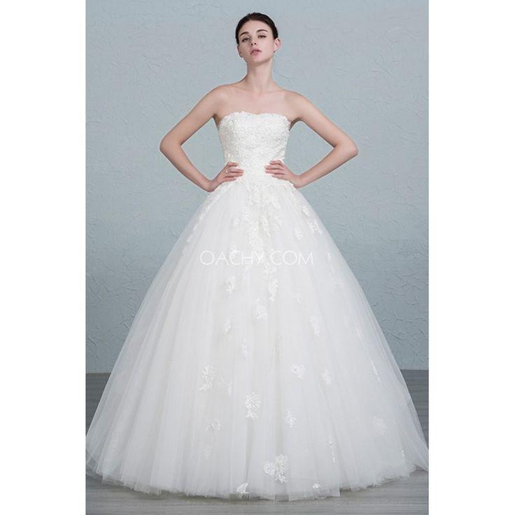 59 best Wedding Dress images on Pinterest | Wedding dressses ...