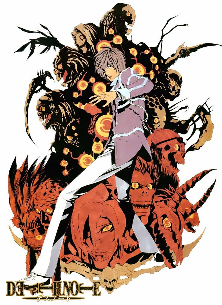Leer Death Note Manga 52 Online Gratis HQ - Mangas en Español Online y Gratis