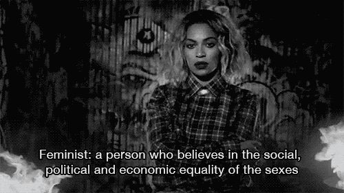 After dropping what many consider to be a feminist album, Beyoncé has now written about gender equality for The Shriver Report.   Beyoncé Wants Everyone To Stop Buying In To The Myth Of Gender Equality