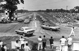 Early photo of US 131 Dragway, Martin, MI | Races and ...