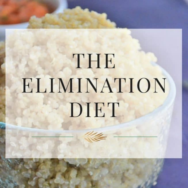 I was introduced to the Elimination Diet through my Integrative M.D.'s to help me eliminate certain foods (common allergens) from my lifestyle for a specified amount of time. Then, … Continued