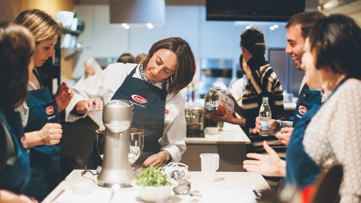 Learn the art of perfect pasta and master the Italian Classics at Sydney's top Italian Cooking School