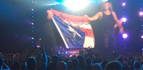 Te perdiste el concierto de @Metallica? Chequea este vídeo...