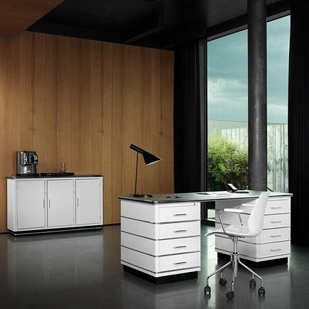 Fifties Desk: modern retro