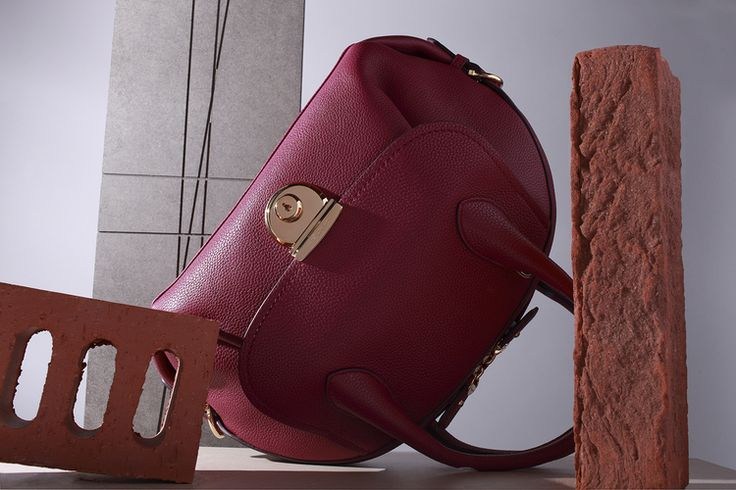 Leather bag,  Salvatore Ferragamo   Photography by  Tom Hartford   Styling by  Alex Petsetakis