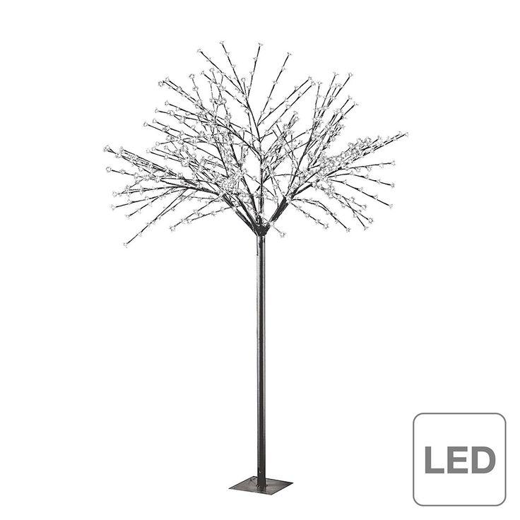 EEK A+, LED-Stehleuchte Led Tree - Metall - Schwarz, Leuchten Direkt Jetzt bestellen unter: https://moebel.ladendirekt.de/lampen/stehlampen/standleuchten/?uid=2bae484f-3421-5be4-8126-731208680b9f&utm_source=pinterest&utm_medium=pin&utm_campaign=boards #direkt #stehlampen #leuchten #lampen #garten #außen #spezialbeleuchtung #außenleuchten