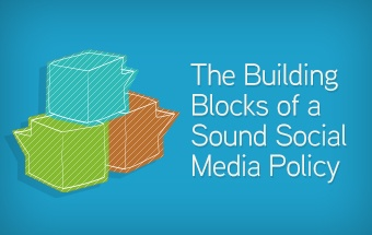The Building Blocks of a Sound Social Media Policy « Radian6 free ebook.