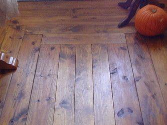 Prefinished Yellow Pine Flooring Floor Matttroy