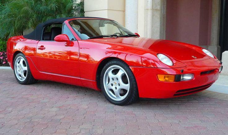 Porsche 968 cabrio #porsche