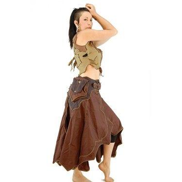 fairy outfit skirt top women