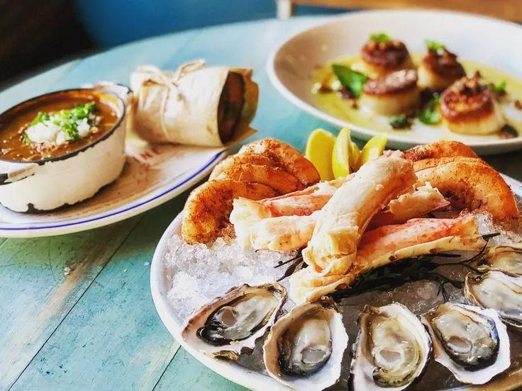 17 atlanta restaurants for grabbing a seafood meal