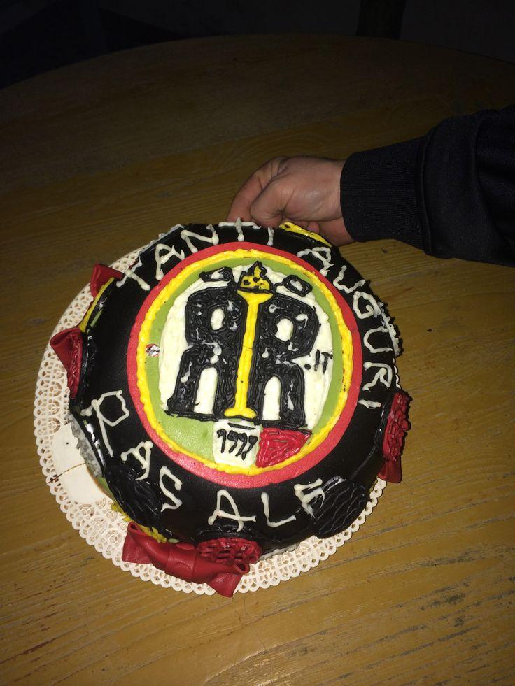 RRR Cake By LaROUGE
